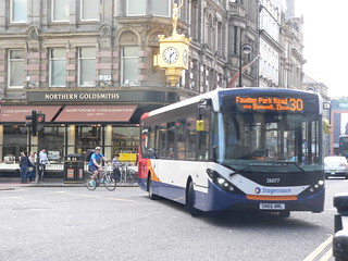 Stagecoach North East