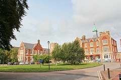 St James Hospital (Roy Richard Llowarch) Tags: stjames stjameshospital stjameshospitalportsmouth mentalhealth mentalhospital mentalhospitals mentalillness psychiatry psychiatricnursing psychiatrichospitals hospital hospitals nhs portsmouth portsmouthengland portseaisland healthcare health pompey buildings green brown trees grass royllowarch royrichardllowarch llowarch milton miltonportsmouth september 2017 sunshine sunny clouds cloud outdoor outside hampshire hampshireengland hampshirehistory architecture portsmouthhampshire saintjameshospital saintjameshospitalportsmouth