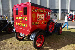 Ford Model T panel van (sv1ambo) Tags: ford model t panel van arnotts biscuits sao