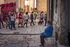 Partecipazione (SDB79) Tags: larino san pardo street anziana sedia popolare pop tradizione carrese carro