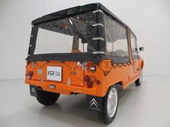 1981 Citroen Dyane 6 Méhari (KGF Classic Cars) Tags: kgfclassiccars citroen dyane mehari retro cool 2cv abs concours jonathanshaw citroeniancarclub 2cvgb