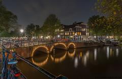 Brouwersgracht Amsterdam op 26 Augustus 2017