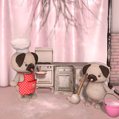 #166 (Prettybubbles.) Tags: dustbunny lagom yourdreams sl secondlife whimsical limit8 thegachagarden