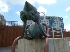 Beelden aan Zee (Elad283) Tags: holland haag hague thehague denhaag netherlands nederland scheveningenstrand scheveningen strand beach thenorthsea pier northsea promenade beeldenaanzee sculpture museum