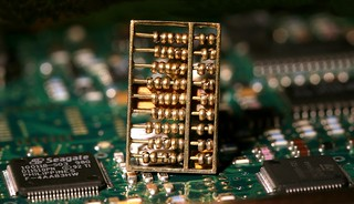 evolution: from abacus to microchip