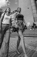 Mother & Daughter...    Stockholm / Sweden (mikeback-streetphotography) Tags: blackandwhitephotography blackandwhite black blackwhite bnw bw beautiful urbanwalls urban urbanart people photographer photography photo photooftheday couple streetphotographers stockholm streetphotography sweden street streetart streetarteverywhere streetartistry streetlife streetphoto streetstyle girls monochrome monochromatic mono woman gatufotografi girl mikebackstreetphotography mike back