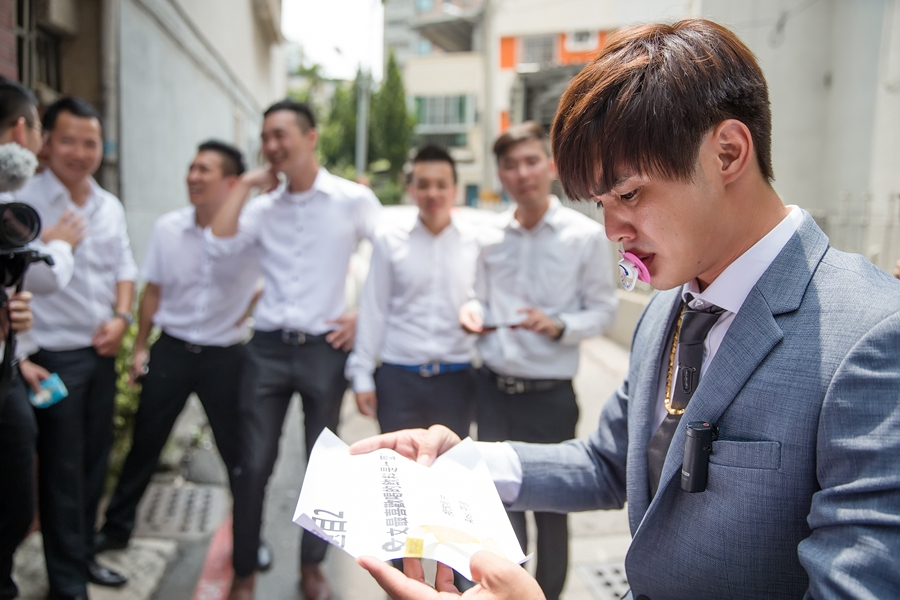 [婚攝] 宗霖 & 瀞文 / 福客來南北樓