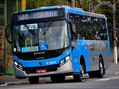 6 6465 Transwolff Transportes e Turismo (busManíaCo) Tags: busmaníaco ônibus bus nikond3100 nikon d3100 transwolff transportes e turismo caio apache vip iv mercedesbenz of1519 bluetec 5
