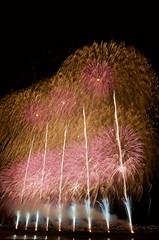 長岡まつり大花火2017 Fireworks in Nagaoka Festival 2017 (ELCAN KE-7A) Tags: 日本 japan 新潟 niigata 長岡 nagaoka 信濃川 shinano river 花火 fireworks ペンタックス pentax k5ⅱs 2017