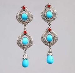 Silver-earrings-new (HD wallpaper (Best HD Wallpaper)) Tags: jewellary design