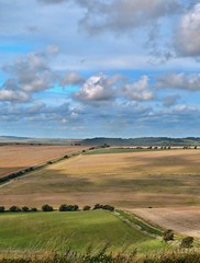 Composite-ReducedSaturation - Copy (iankellybn26dj) Tags: sussex england brighton downs falmer woodingdean landscape light summer uk photo