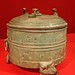 Bronze wine warmer (zun) from Huzhuang Yizheng Jiangsu China Western Han period 1st century BCE