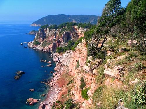 Wild Coast in Montenegro