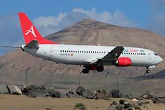 EC-LTG_03 (GH@BHD) Tags: ecltg boeing 737 737400 b737 b734 albastar albastarairlines ace gcrr arrecifeairport arrecife lanzarote airliner aircraft aviation