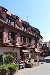 Ribeauvillé, cité des Ménétriers (Tourisme Pays de Ribeauvillé et Riquewihr) Tags: ribeauville alsace vignoble pfifferdaj ménétriers colombage chateau