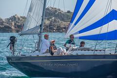 Caper crew view 1 (Matchman Devon) Tags: classic channel regatta 2017 paimpol caper