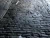 Tithe Barn , stone floor . (Heaven`s Gate (John)) Tags: tithe tythe barn floor stone cobbles architecture middle littleton evesham england johndalkin heavensgatejohn detail black white bw blackandwhite