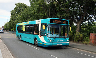 Arriva North East 4517 W293PPT