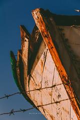 Jubilación forzosa (Alicia Clerencia) Tags: street urbana villages pueblos ayamonte barco boat