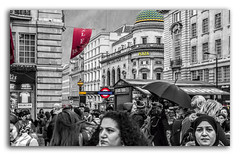 When there are things that dont go according to plan...London will cope! (FotographyKS!) Tags: museum londonpavillion piccadillycircus london england unitedkingdom believeitornot ripleys blackandwhite bw black white color selective yellow red blue lamps street cityofwestminster road crowd crowdy evening night royal lights dark tourist architecture people citylife building city kingdom europe attraction history tone contrast contrasty old historic english outdoors british thames kingdoms single exterior cityscape uk historical urban landmark dusk united icon britain iconic famous beautiful