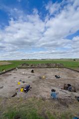 Chisenbury Season 2 (Wessex Archaeology) Tags: chisenbury breakinggroundheritage operationnightingale excavation ironsmithing archaeology archaeological