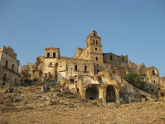 Craco (merendina) Tags: craco basilicata italy sunset tramonto città fantasma ghost city frana summer 2017