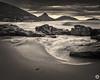 Box Beach (John_Armytage) Tags: zenithbeach johnarmytage shoalbay nelsonbay portstephens bw monochrome blackwhite sonya7r2 sony1635