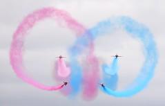 Smoke on.... Riat 2017 (jlparry1987) Tags: riat aircraft airtattoo rafredarrows raf royalinternationalairtattoo royalairforce smokeon displayteam nikon jet planes
