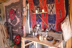 Viking Village 05 (allybeag) Tags: largs vikingvillage crafts historical reenactment