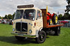 An Old Friend. (Neil Harvey 156) Tags: harewoodsteamfair tractionenginerally tractionengine steamrally harewoodhouse leeds aecmandator aec grahammellorripponden plp656e lorry wagon truck