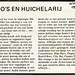 1978 NUB Huichelarij in Nijmeegse horeca
