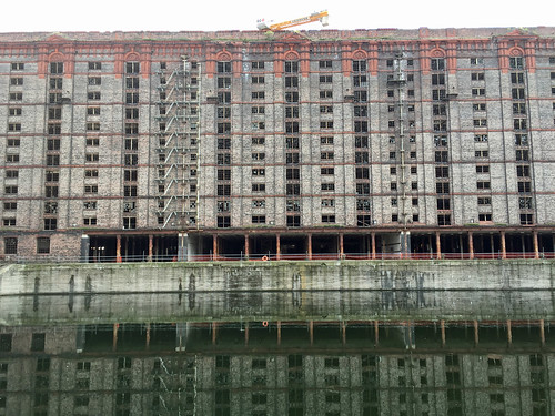 Tobacco Warehouse, Stanley Dock