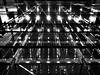 lights and night (Eggii) Tags: wrocław nationalforumofmusic nfm lights night building structure forms mono monochrome blackandwhite iphone glass windows iphone7