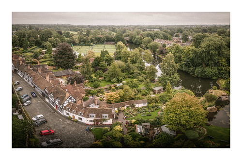 """The View From Warwick Castle • <a style=""""font-size:0.8em;"""" href=""""http://www.flickr.com/photos/110479925@N06/36939568591/"""" target=""""_blank"""">View on Flickr</a>"""