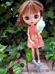 blythe custom sugar candy