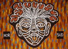 DSC00548 (totem3xperu) Tags: totem3xperu totem3x jorgecastillabambaren peru magic shaman neofigurative kunstwerke kunstler kunst peinture painting arte art surrealism popsurrealism expressionismus outsiderart marginalart primitiveart rawart undergroundart visionaryart