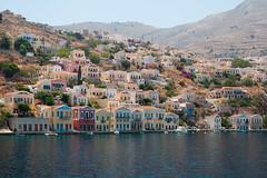 Magic of the Mediterranean (Vsevolod Uspensky) Tags: greece symi rhodes mediterranean sea landscape cityscape architecture building buildings nikon color colour