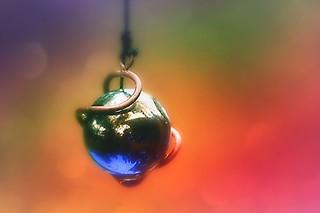 254/365....Glass Ball
