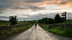 On the road (McQuaide Photography) Tags: lochfoot dumfries dumfriesshire countyofdumfries scotland unitedkingdom greatbritain gb uk sony a7rii ilce7rm2 alpha mirrorless 1635mm sonyzeiss zeiss variotessar fullframe mcquaidephotography adobe photoshop lightroom wideangle tripod manfrotto longexposure ndfilter neutraldensity bwfilters 6stop sunset autumn road oldmilitaryroad country countryside countryroad clouds 169 widescreen landscape outdoors outdoor meiklebarfil