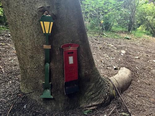 Tiny postbox