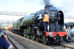 LNER 60163 @ Old Oak Common Depot (ianjpoole) Tags: london north eastern railway class a1 peppercorn 60163 tornado old oak common open day 2017