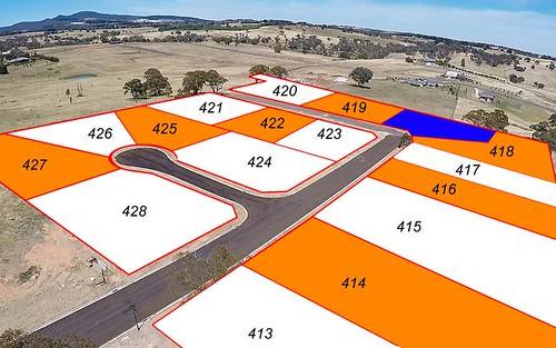 Lot 424, Gorman Road, Orange NSW