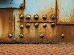 S-3 14 01 (contemplative imaging) Tags: illinoisrailwaymuseum historic abstract day trains midwest railroads monday summer 2017 photojournalism weld nekoosa preservation transportation s3 railways railway rpz series irm railroad photo usa olympus rust screws american america cloudy abstraction 20170904 photography vintage union september ep5 texture journalism 4th editorial historical illinois hot train digital mchenrycounty midwestern contemplativeimaging alco ronzack citrnirm20170904ep5 il transport