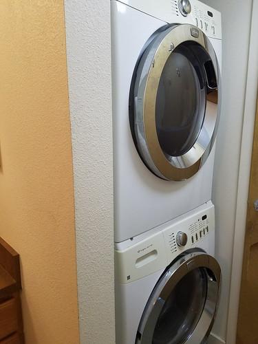 Photo - Laundry hookups