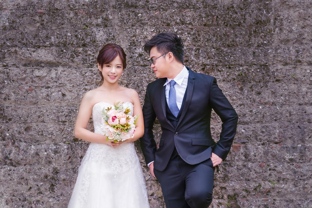 婚攝大嘴-台南成大司法博物館_嘉義蘭潭中正大學自助婚紗 (2)
