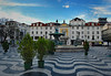 Rossio (Jocelyn777) Tags: pavement fountain cities buildings travel lisbon lisboa portugal textured
