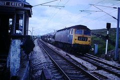 4Z12 (ee20213) Tags: brushtype4 1710 47121 shap scoutgreen wcml class47 freighttrain cumbria 4z12