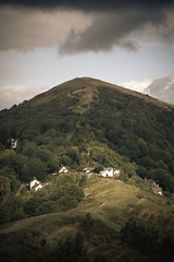 Amongst the Malvern Hills (ed027) Tags: ifttt 500px trees landscape beauty clouds house path beautiful colour uk england peaceful peace leading lines mountain moody lone hill country road trip rural serene county woodland rule thirds worcester malvern hereford lovely