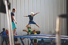 365 Project - Sept 20 (lupe1515) Tags: 365 project aj trampoline jump straddle gymnastics