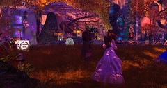 Avilion Arts Festival - Celtic Cacophony (Osiris LeShelle) Tags: secondlife second life avilion medieval fantasy roleplay art festival 2017 heart meadow performance live band celtic cacophony saor patrol music dance party arts